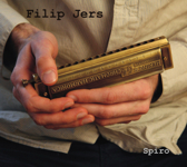 Spiro - New CD cover